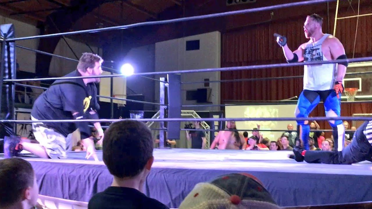 CURT HAWKINS SLAMMED ON WWE WRESTLING FIGURE PILE!!