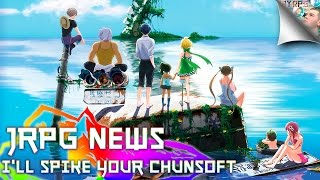 JRPG News Update: New Spike Chunsoft RPG, Trails in the Sky the 3rd, Fire Emblem, Elminage & More!