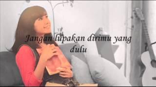 Biarkan Bintang Menari cover Anisa Rahma Adi (lirik)