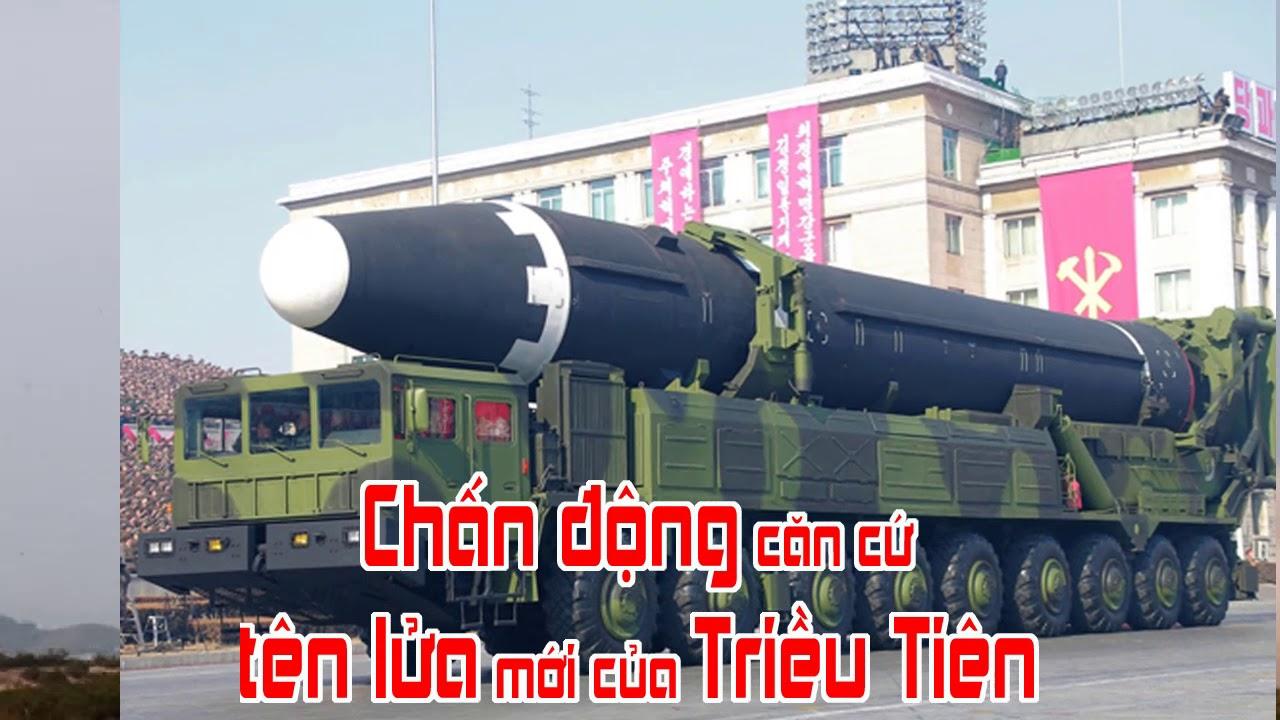 Chấn động căn cứ tên lửa mới của Triều Tiên