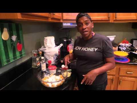 Auntie Fee VS Patti LaBelle Sweet Potatoe Pie