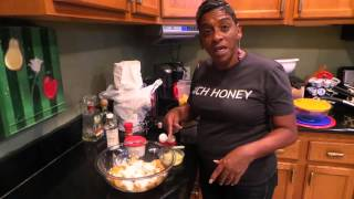 Auntie Fee VS Patti LaBelle Sweet Potatoe Pie