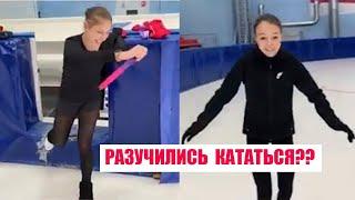Тутберидзе больше не может тренировать своих учениц Алёну Косторную и Анну Щербакову