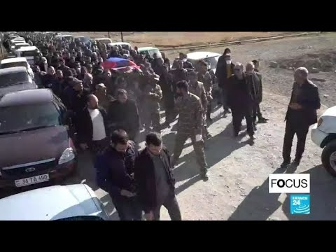 The human cost of Armenia's defeat in Nagorno-Karabakh