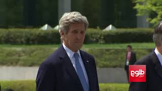 Kerry Says Ghani Had Proposed the Establishment of NUG