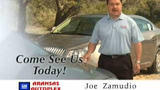Joe Zamudio Finance Dept Aransas Autoplex Chevrolet Buick GMC Autoloans