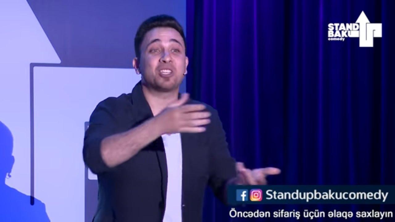İslam Mehrəliyev (Stand UP Baku - 1-ci şou)