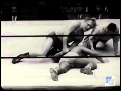 Cyclone Ayana vs  Buddy Rogers