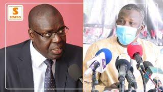 """Elimane H. Kane confirme Boubacar Seye : """"Dougal nagn xalis bou bari Sénégal…"""" (Senego TV)"""