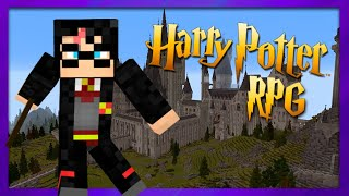 HARRY POTTER RPG En MINECRAFT ⚡ - LA HISTORIA DE FLOGAR POTTER - FloGar O.O