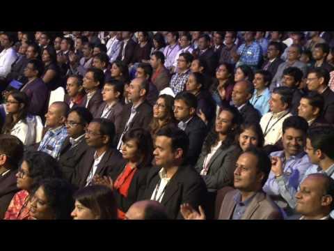 The IIMBUE 2016 surprise - Unveiling the IIMB anthem