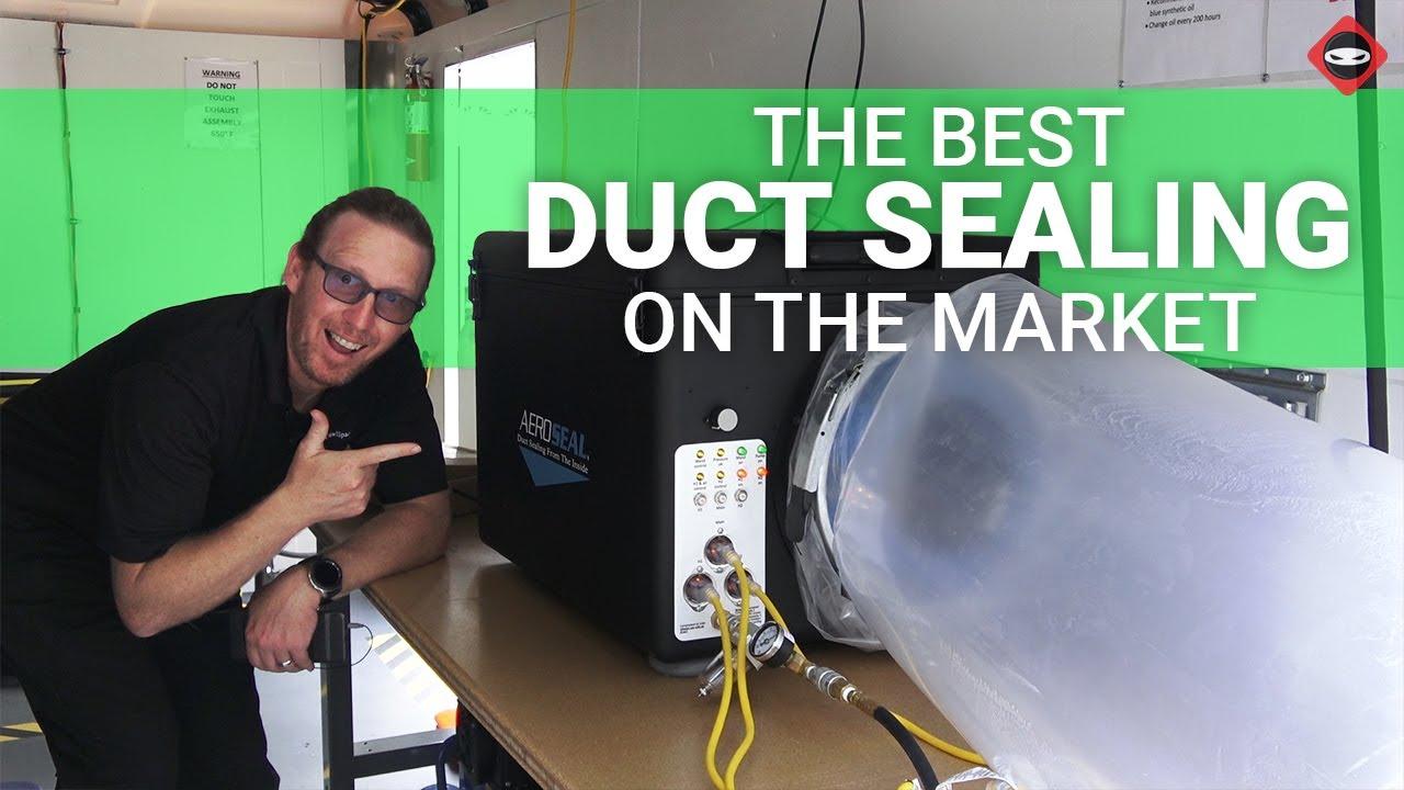 Air Duct Sealing