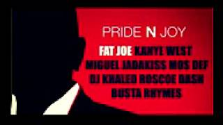 Fat Joe - Pride N Joy ft Kanye West Instrumental