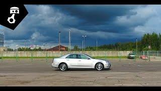 Cadillac STS 3.6L V6 Тест-драйв; zhmuraTV