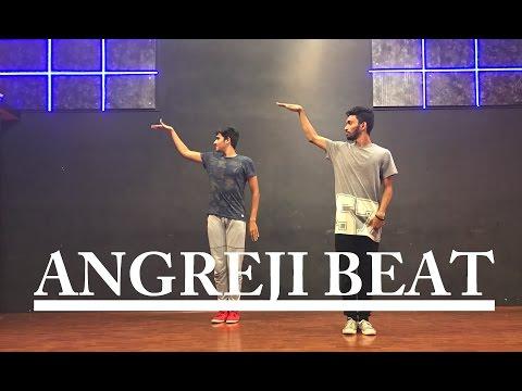 """Angreji Beat - Gippy Grewal Ft. Honey Singh"" Prateek Shettigar Choreography • Dancepeople Studios"