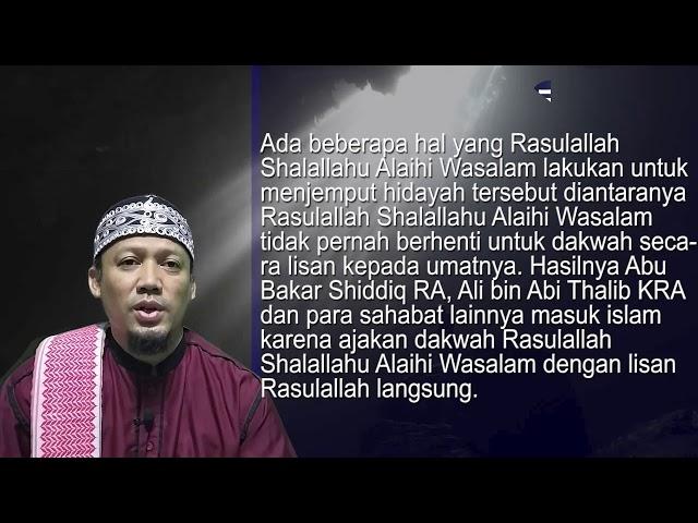 Kehidupan Setelah Mati - AsbabunNuzul QS Al An'am122 - Ust Dikdik