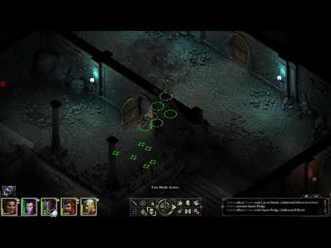 Pillars of Eternity: Hero Edition --- Game has started Part 11 by #Paradox & #Obsidian |