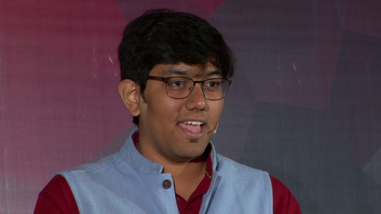Heritage, Culture and Inclusivity for All   Siddhant Shah   TEDxHRCollege