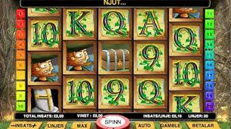 Lycko Casino - Robin Hood - Spelautomat