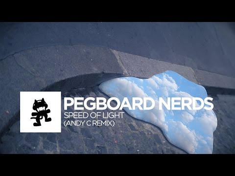 Pegboard Nerds - Speed of Light (Andy C Remix) [Monstercat Official Music Video]