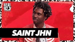 SAINt JHN talks Roc-A-Fella Affiliations, Taking Edibles, Favorite Kanye Album + More