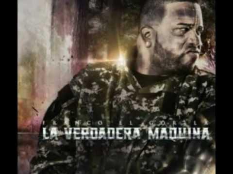 """Franco El Gorila """" Muñeca"""" La Verdadera Maquina"""