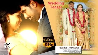 Raghava wedding  teaser