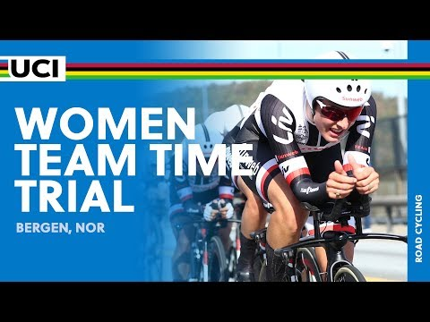 2017 UCI Road World Championships - Bergen (NOR) / Women's Team Time Trial