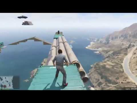 GTA 5 ONLINE /ქართულად/ Just Run Adi Tore Gesvri :d