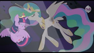 The Death of Princess Celestia (FAN MADE)
