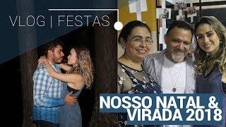 Baixar VLOG // Natal & 2018 | Bruna Costa