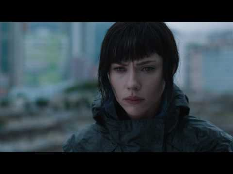 Ghost In The Shell - with Scarlett Johansson
