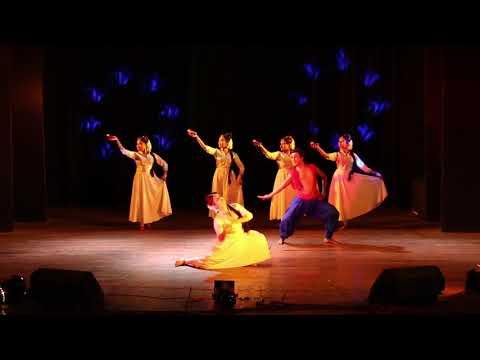 Gulzar In Conversation With Tagore | Gulzar, Shaan, Shreya Ghoshal | Dance cover | Bhabna,2k17