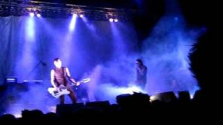 Marilyn Manson-  Wight Spider - LIVE in Toronto Sept 17, 2009