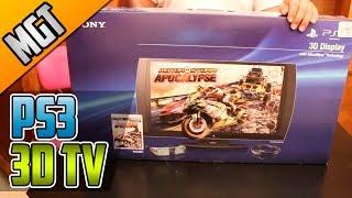 Sony ps3 3d tv unboxing - español (video 400 )