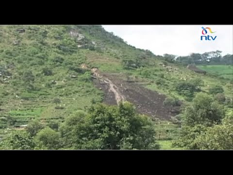 Mudslide in Ileho claims the lives of a mother and her 4 children