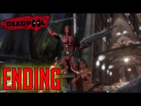 deadpool-ending-gameplay-walkthrough-part-19---seriously-roll-credits