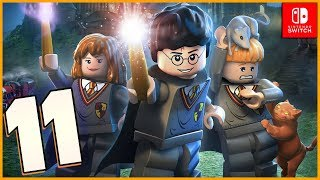 Lego Harry Potter Collection HD Part 11 News from Azkaban (Nintendo Switch)