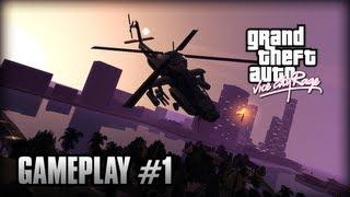 GTA: Vice City RAGE Beta Mod Gameplay (HD + Max Settings)