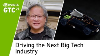 NVIDIA GTC 2021 Keynote Part 9: Driving the Next Big Tech Industry