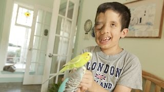 Boy Rejects Tumour Surgery To Save His Smile