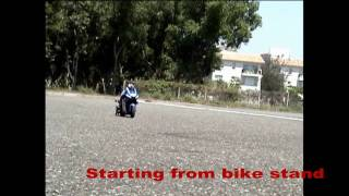 Anderson 1/5 EP Motorace demo for beginner (HD)