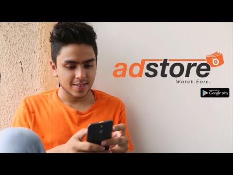 AdStore - Watch, Earn