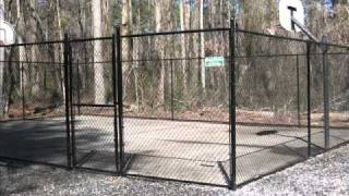 Alan Fence.wmv  Chain Link Fences (786) 587 8269