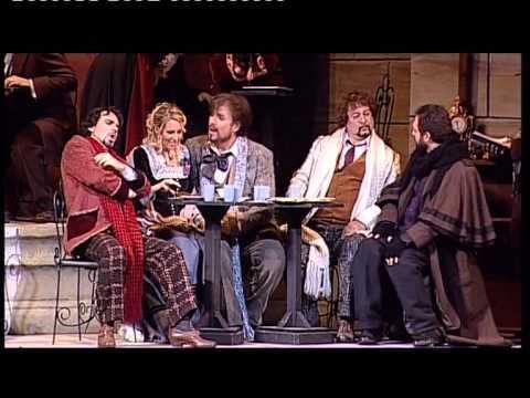 Carlo Torriani sings:  LA BOHEME (complete opera) by Giacomo Puccini.