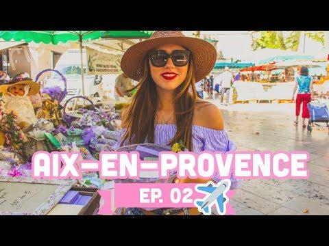 O SUL DA FRANÇA É ENCANTADOR | DICA DE VIAGEM AIX-EN-PROVENCE EP.02 | FRANÇA