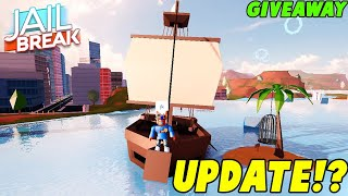 🔴ROBLOX JAILBREAK UPDATE SOON?!| 500! ROBUX GIVEAWAYS!!| Roblox Live Stream🔴