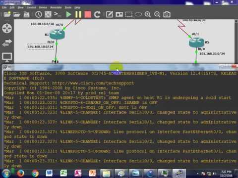 GRE IPv4