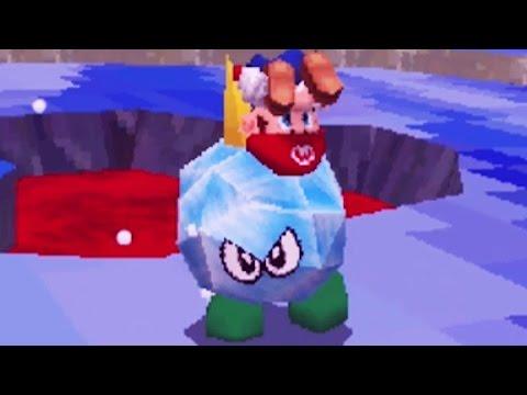 Another Super Mario 3D - 100% Walkthrough Part 3 - Grimymole Cavern