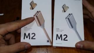 Cable usb-micro usb magnético (Moizen) en Español